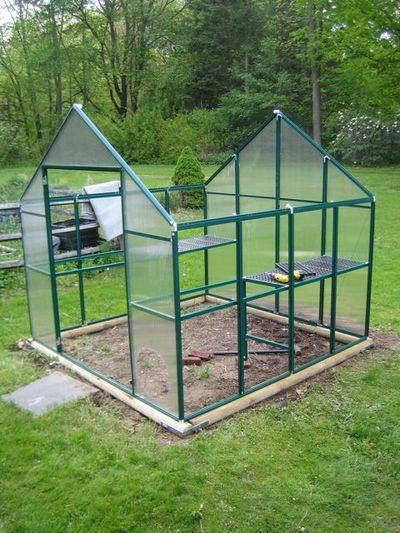 Greenhouseprogress